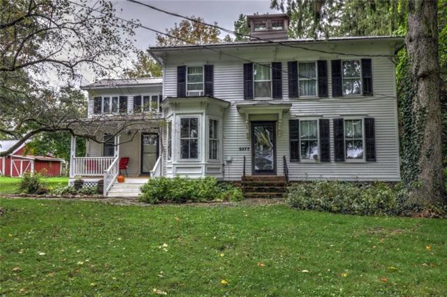 3377 Cork Street, Scipio, NY 13147 (MLS #R1150021) :: The CJ Lore Team | RE/MAX Hometown Choice