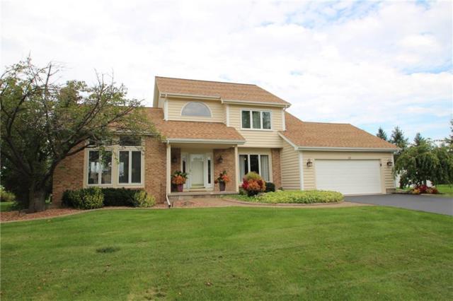 22 Cobblefield Way, Henrietta, NY 14534 (MLS #R1150035) :: BridgeView Real Estate Services