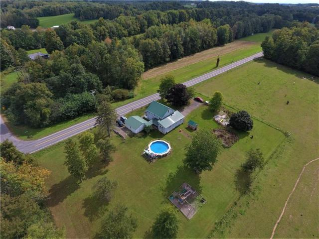 3615 Arcadia Zurich Norris Road, Arcadia, NY 14489 (MLS #R1150176) :: Updegraff Group