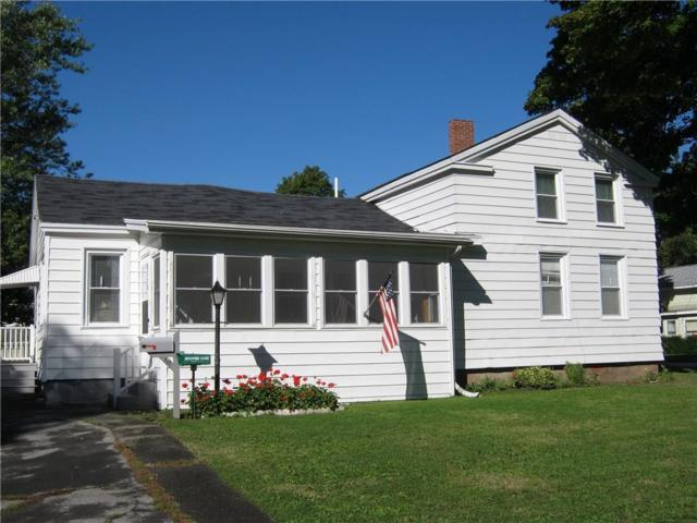 61 Catherine Street, Lyons, NY 14489 (MLS #R1150303) :: Robert PiazzaPalotto Sold Team