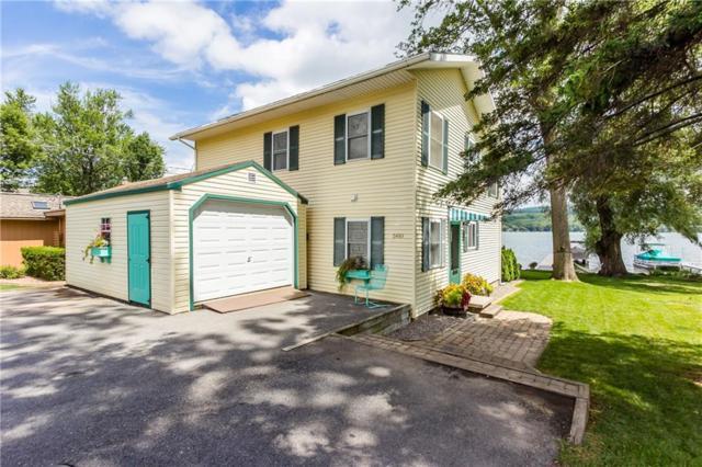 5493 Francis Shores, Canadice, NY 14471 (MLS #R1150632) :: The CJ Lore Team | RE/MAX Hometown Choice