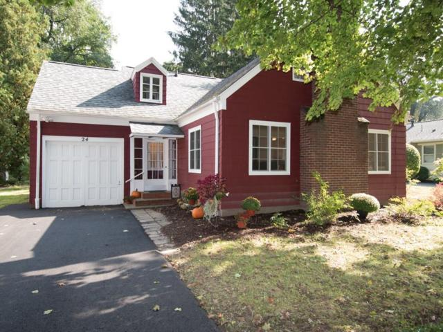 24 Crestline Road, Pittsford, NY 14618 (MLS #R1151391) :: The CJ Lore Team | RE/MAX Hometown Choice