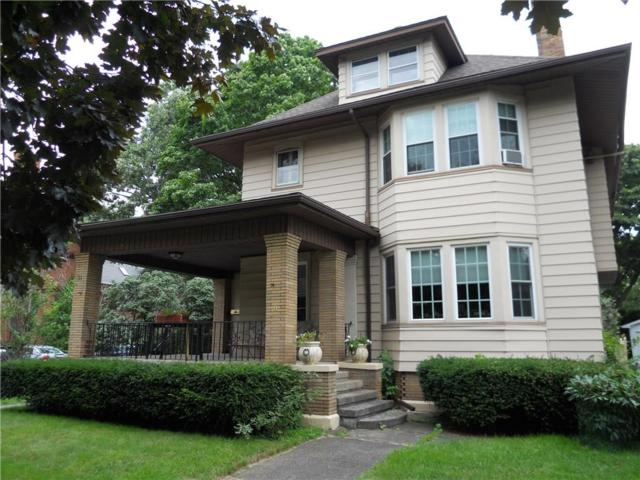 11 Vick Park A, Rochester, NY 14607 (MLS #R1151729) :: BridgeView Real Estate Services