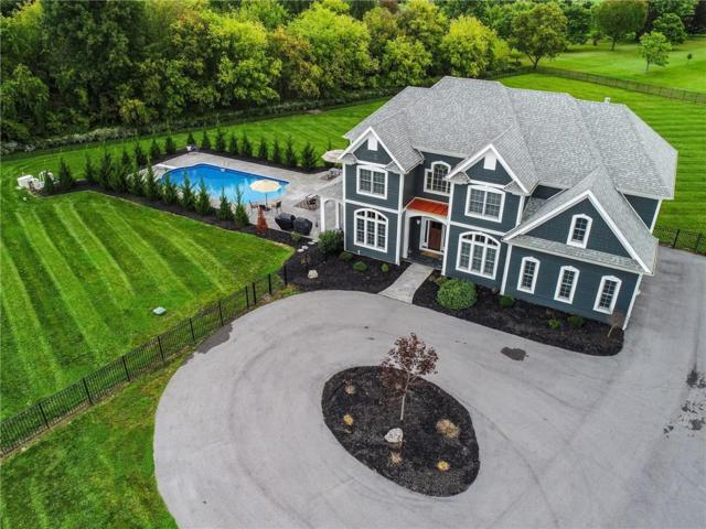 791 Mile Square Road, Mendon, NY 14534 (MLS #R1152206) :: Robert PiazzaPalotto Sold Team