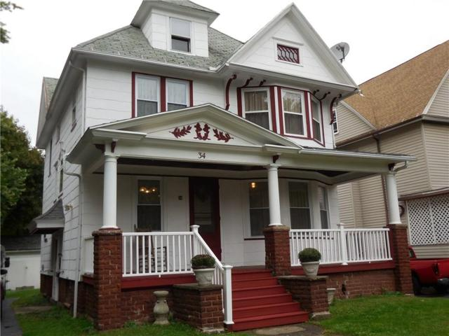 34 Gorsline Street, Rochester, NY 14613 (MLS #R1152357) :: Robert PiazzaPalotto Sold Team