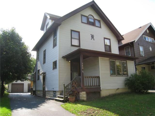 589 Magee Avenue, Rochester, NY 14613 (MLS #R1153139) :: Robert PiazzaPalotto Sold Team
