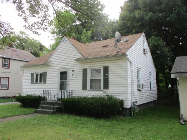 41 Chevalin Street, Rochester, NY 14621 (MLS #R1153275) :: Robert PiazzaPalotto Sold Team