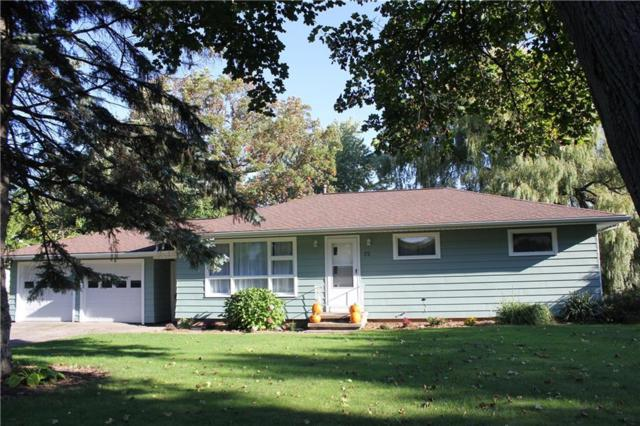 72 Hillcrest Drive, Ogden, NY 14559 (MLS #R1153523) :: Robert PiazzaPalotto Sold Team