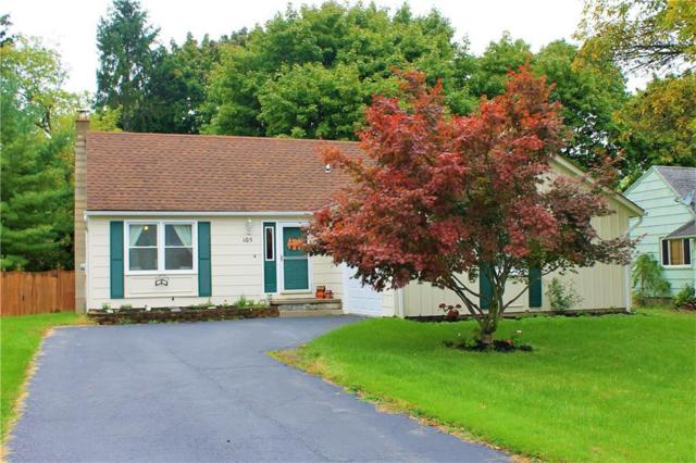 105 Willow Pond, Penfield, NY 14526 (MLS #R1153600) :: Updegraff Group