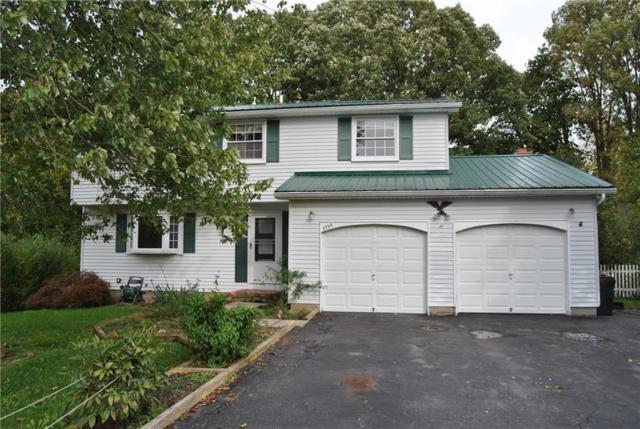 5730 Dalton Drive, Farmington, NY 14425 (MLS #R1153862) :: The CJ Lore Team   RE/MAX Hometown Choice