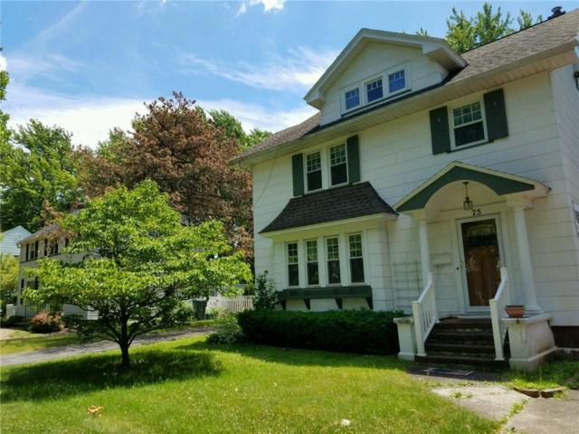 75 Irvington Road, Rochester, NY 14620 (MLS #R1153893) :: The CJ Lore Team | RE/MAX Hometown Choice
