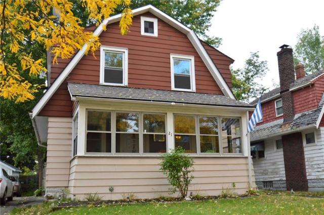 21 Carlisle Street, Rochester, NY 14615 (MLS #R1153946) :: Robert PiazzaPalotto Sold Team