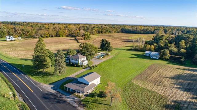 168 State Route 96, Waterloo, NY 13165 (MLS #R1154241) :: Updegraff Group