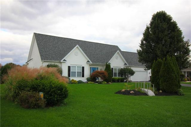 38 Blue Heron Drive, Ogden, NY 14624 (MLS #R1154295) :: Robert PiazzaPalotto Sold Team