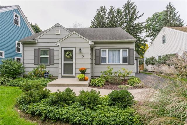 5 Elmcroft, Rochester, NY 14609 (MLS #R1154442) :: The CJ Lore Team | RE/MAX Hometown Choice