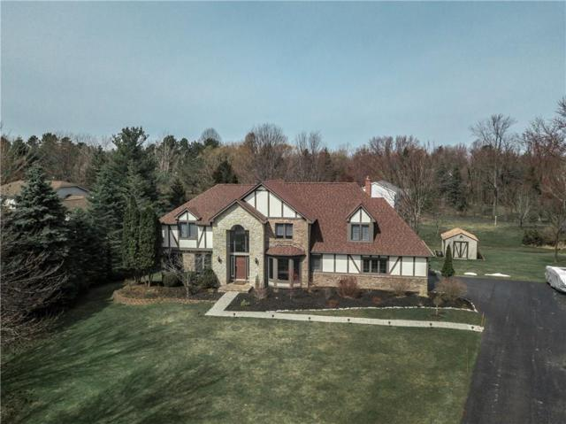 1100 Rothwood Drive, Webster, NY 14580 (MLS #R1154679) :: Robert PiazzaPalotto Sold Team