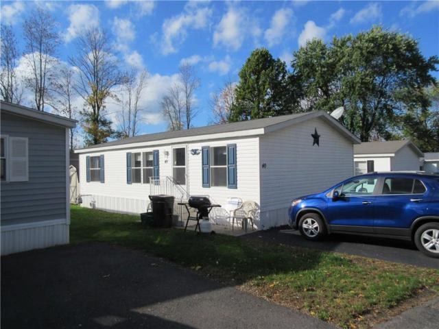 898 Ridge Rd., Webster, NY 14580 (MLS #R1154981) :: The Rich McCarron Team