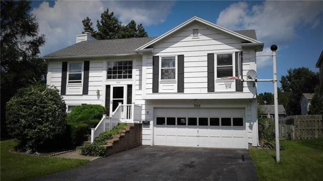 300 Pebbleview Drive, Greece, NY 14612 (MLS #R1154997) :: The CJ Lore Team | RE/MAX Hometown Choice