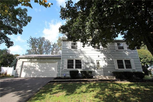 1428 Chigwell Lane N, Webster, NY 14580 (MLS #R1155131) :: The Rich McCarron Team