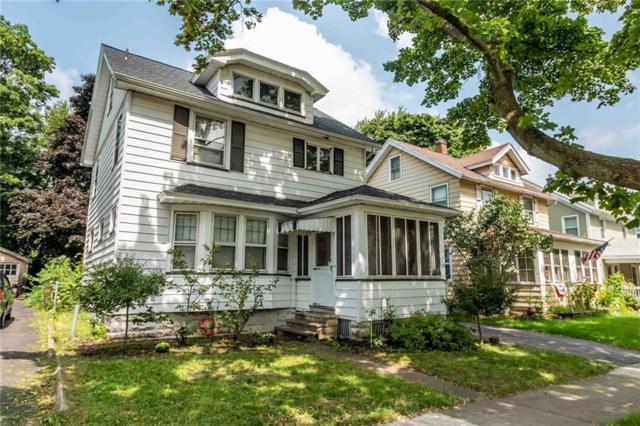 572 Cedarwood, Rochester, NY 14609 (MLS #R1155192) :: Robert PiazzaPalotto Sold Team