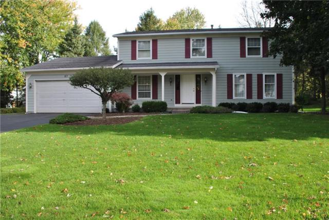 87 Stover Road, Chili, NY 14624 (MLS #R1155482) :: Robert PiazzaPalotto Sold Team