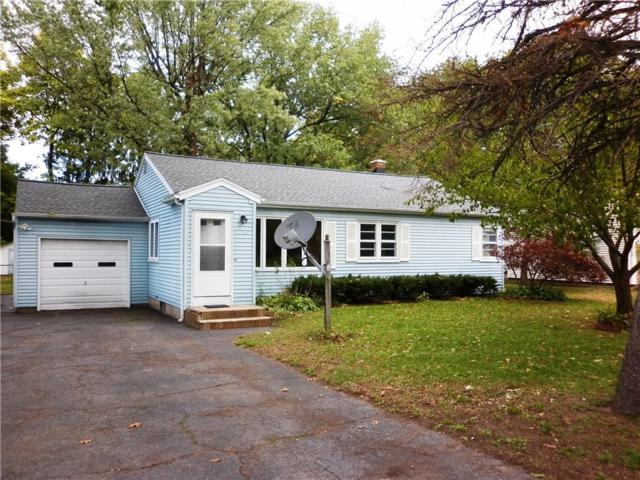 236 Bayway Drive, Webster, NY 14580 (MLS #R1155649) :: Updegraff Group