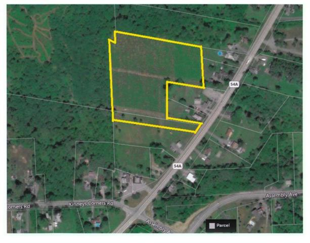 0 Route 54A Py, Jerusalem, NY 14478 (MLS #R1156614) :: Robert PiazzaPalotto Sold Team