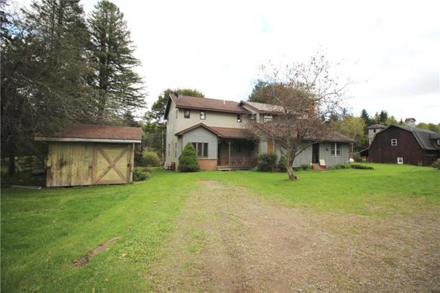 3164 Greenman Road, Mina, NY 14736 (MLS #R1156728) :: BridgeView Real Estate Services