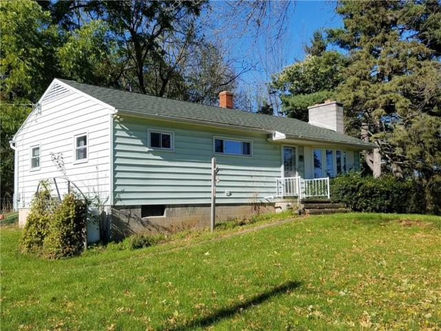 8999 Mcnair Road, West Sparta, NY 14437 (MLS #R1157185) :: BridgeView Real Estate Services