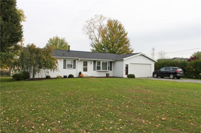 798 Hamlin Parma Townline Road, Parma, NY 14468 (MLS #R1157203) :: BridgeView Real Estate Services