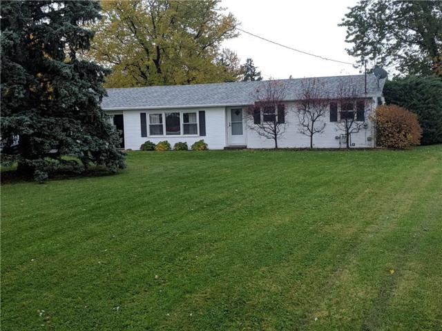 5001 Emerson Road, Canandaigua-Town, NY 14424 (MLS #R1158763) :: Robert PiazzaPalotto Sold Team
