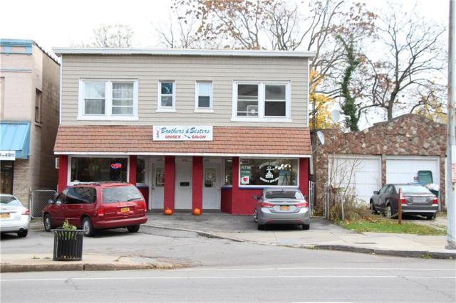 1274 Dewey Avenue, Rochester, NY 14613 (MLS #R1159456) :: The Rich McCarron Team