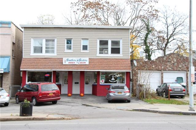 1274-1278 Dewey Avenue, Rochester, NY 14613 (MLS #R1159460) :: The Rich McCarron Team