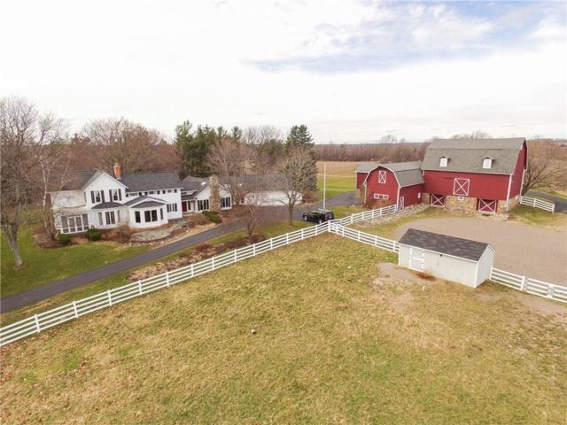 571 Boughton Hill Road, Mendon, NY 14472 (MLS #R1159859) :: The Rich McCarron Team
