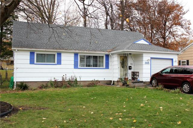365 Marwood Road, Greece, NY 14612 (MLS #R1160121) :: The CJ Lore Team | RE/MAX Hometown Choice