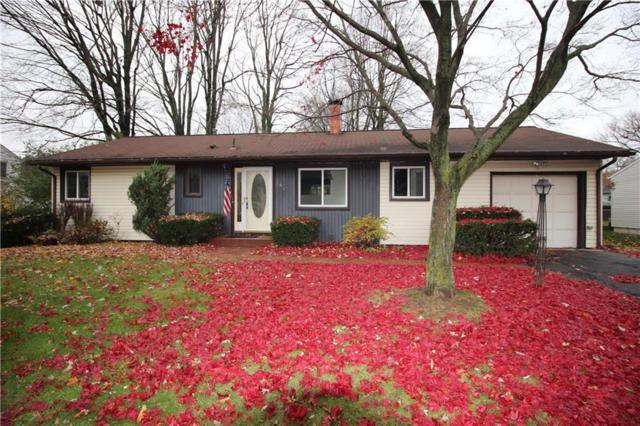 143 Gate House Trail, Henrietta, NY 14467 (MLS #R1160262) :: The Chip Hodgkins Team