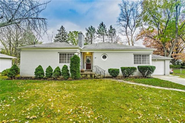 77 Russell Avenue, Irondequoit, NY 14622 (MLS #R1160471) :: The Rich McCarron Team