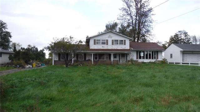 436 Peck Road, Parma, NY 14559 (MLS #R1160656) :: BridgeView Real Estate Services
