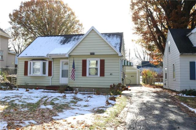 83 Britton Road, Rochester, NY 14612 (MLS #R1161332) :: The Rich McCarron Team