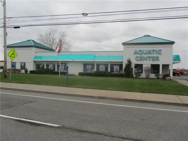 2725 E Henrietta Road, Henrietta, NY 14467 (MLS #R1162854) :: Robert PiazzaPalotto Sold Team