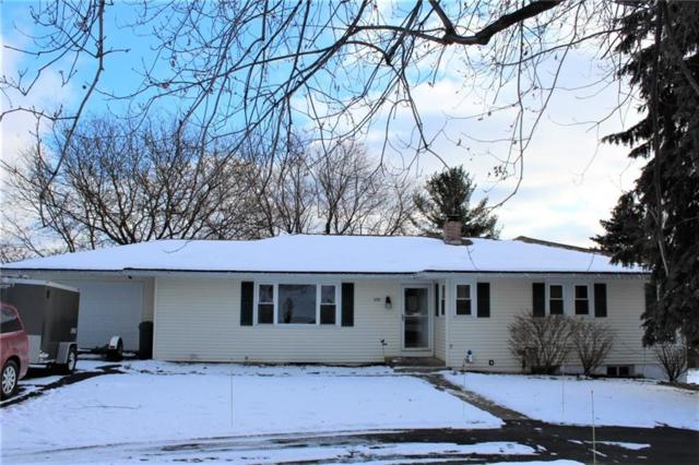 3785 Middle Cheshire Road, Canandaigua-Town, NY 14424 (MLS #R1163089) :: Robert PiazzaPalotto Sold Team