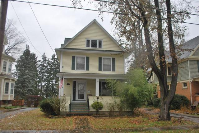 30 Elm Street, Webster, NY 14580 (MLS #R1163425) :: Robert PiazzaPalotto Sold Team