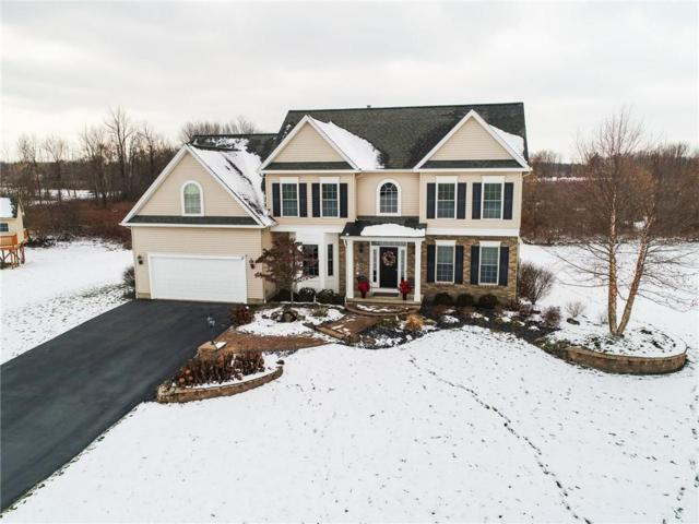 12 King Fisher Drive, Ogden, NY 14559 (MLS #R1163484) :: Robert PiazzaPalotto Sold Team