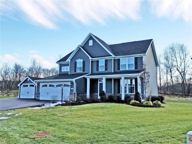 1195 Abbot Circle, Victor, NY 14564 (MLS #R1163700) :: Robert PiazzaPalotto Sold Team