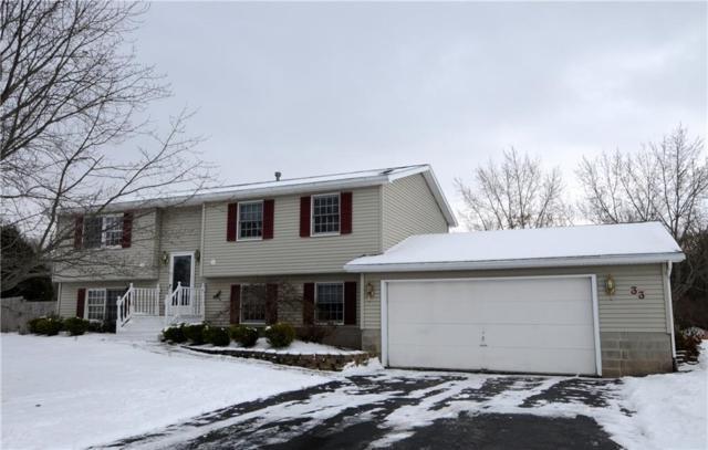 33 Woodstock Lane, Clarkson, NY 14420 (MLS #R1164063) :: Robert PiazzaPalotto Sold Team