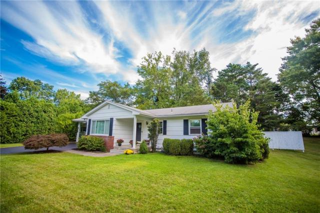 990 Silvercrest Drive, Webster, NY 14580 (MLS #R1164065) :: Robert PiazzaPalotto Sold Team
