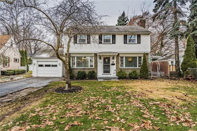 19 Fairview Court, Greece, NY 14612 (MLS #R1164350) :: Robert PiazzaPalotto Sold Team