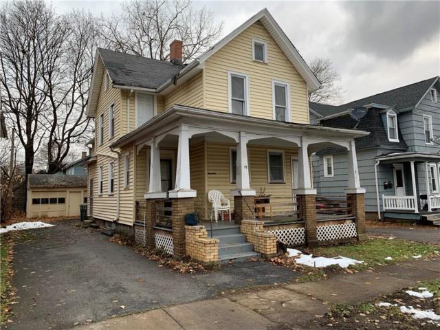 19 Morgan Street, Rochester, NY 14611 (MLS #R1164430) :: Robert PiazzaPalotto Sold Team
