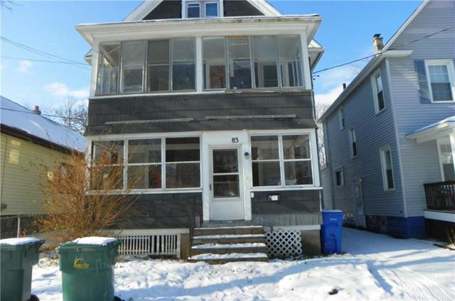 83 Crombie Street, Rochester, NY 14605 (MLS #R1164472) :: Robert PiazzaPalotto Sold Team