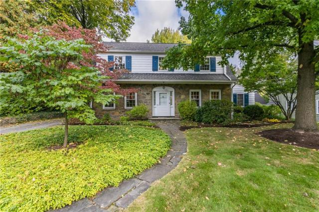 142 Shoreham Drive, Pittsford, NY 14618 (MLS #R1164483) :: Robert PiazzaPalotto Sold Team